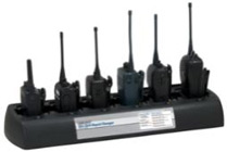 2 way radio gang charger