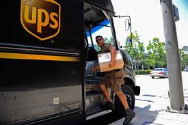 Radio Express uses UPS for all deliveries