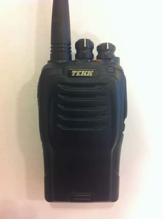 long distance walkie talkie Tekk Standard